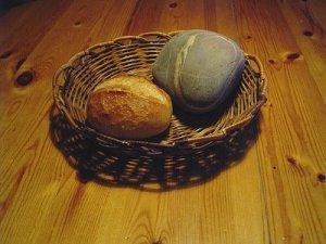 Stone into Bread